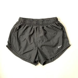 Nike Dry Fit Running Shorts in Black